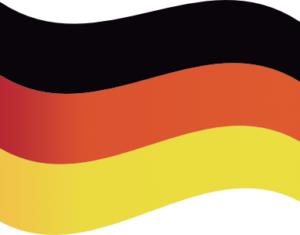 en allemand